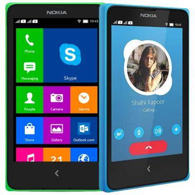 Hp Nokia Android X Dual Sim ponsel nokia x dual sim android pertama nokia ponsel