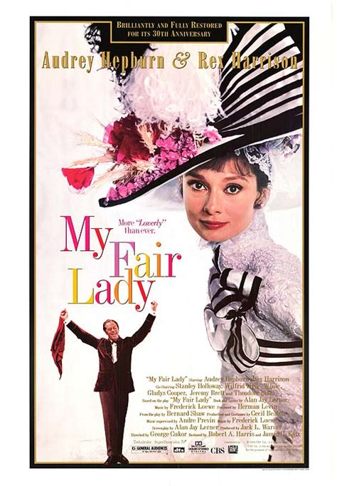 themes in my fair lady film my fair lady movie posters at movie poster warehouse