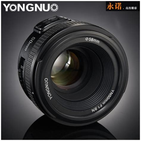 Yongnuo Yn 50mm F1 8 For Nikon yongnuo 永諾 yn 50mm f1 8 for nikon 用家意見 review 香港格價網