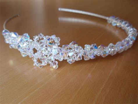 Handmade Tiaras - 1529 best images about swarovski on