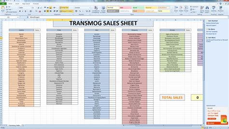 Sales Spreadsheet by Search Results For Printable Spreadsheet Blank