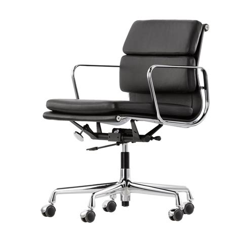 Vitra Soft Pad by Ea 217 Soft Pad Eames Alu Chair Office Chair Vitra