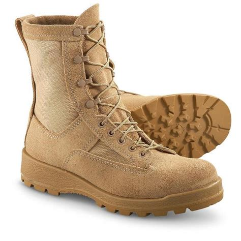 us army boots us army temperate weather combat boot wellco gi