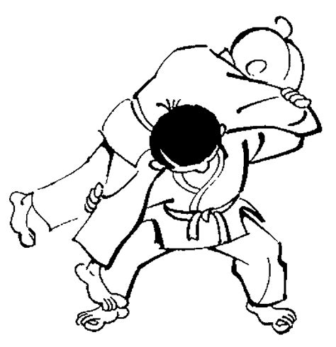 Chemistry Coloring Page Judoka Official Online Magazine Of The British Judo Council by Chemistry Coloring Page