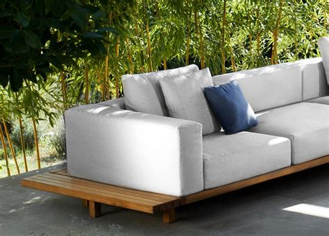 outdoor sofa uk outdoor lounge vis a vis tribu vis a vis sofa high end