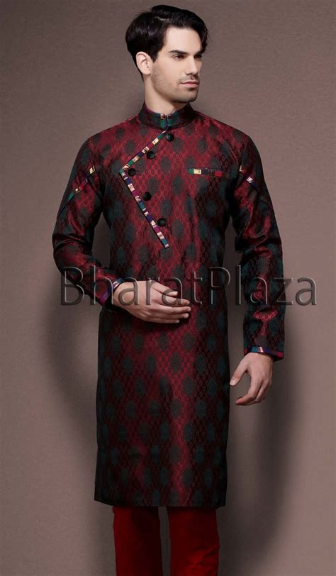 New Pattern Of Kurta | latest trends angrakha pattern kurta item code skb2108