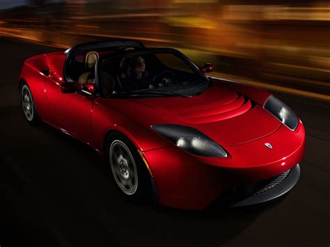 The Tesla Roadster Tesla Motors Images Tesla Roadster Hd Wallpaper And