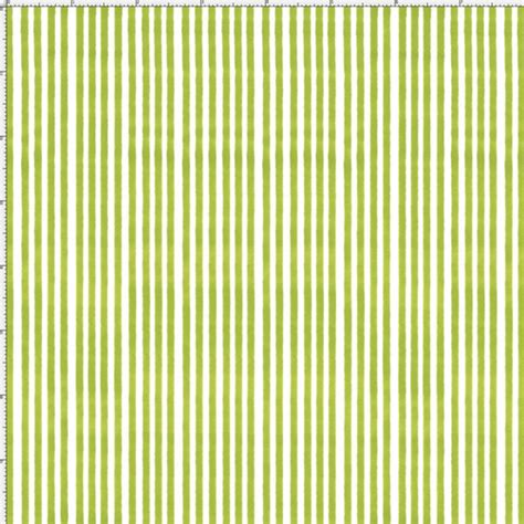 Stripe Sweet Green on the mend