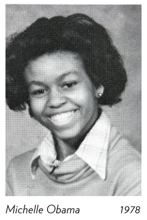 michelle obama whitney young michelle obama s high school style documented fabulously