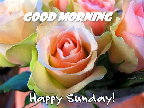 Morning Happy 44 sunday morning wishes