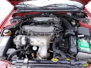 Toyota Celica Engine 1992 Toyota Celica Gt S Coupe 2 2 Liter Dohc 16 Valve 4