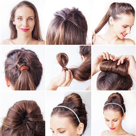 thin med long hair indian hairstyle tutorials loren s world loren s world latest beauty trends