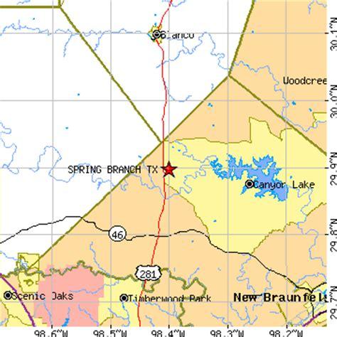 branch texas map map branch estates