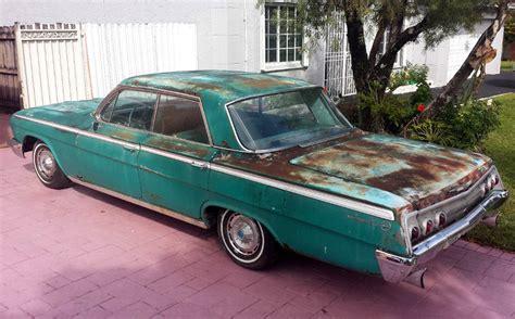 Home Interiors Ebay 1962 Chevrolet Impala Gator Green
