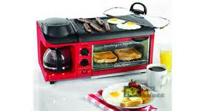 Toaster And Oven Combo 3 In 1 Toaster Oven Coffee Maker Griddle Breakfast Station