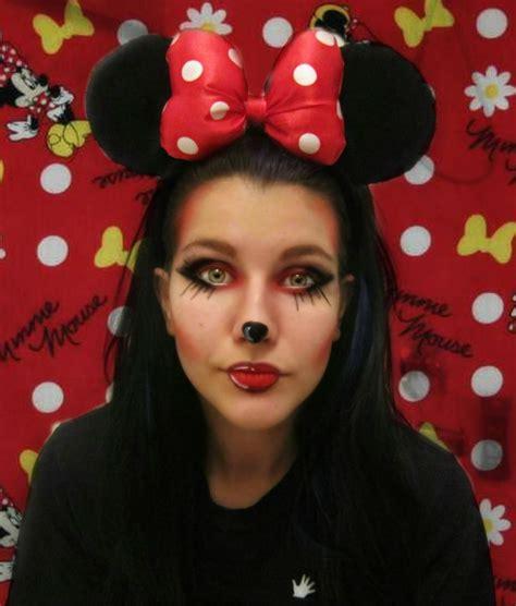 Dress Wanita Mini Dress Disney Mickey 19 image result for sugar skull mickey mouse makeup disney makeup minnie