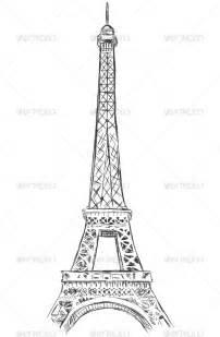 sketch book gambar gambar menara eiffel 187 tinkytyler org stock