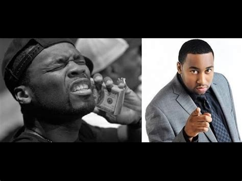 Marc Shows Us What Hes Made Of by 50 Cent Claims Slowbucks Chain That Was Snatched Was