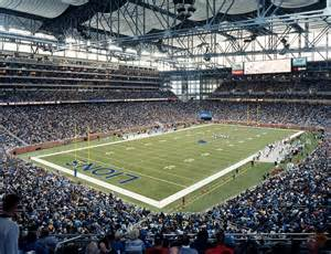 Detroit Lions Ford Field File Ford Field Nfl Lions Interior Jpg Wikimedia Commons