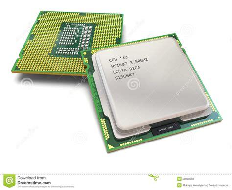 Processor Cpu Laptop cpu computer s processors royalty free stock photos
