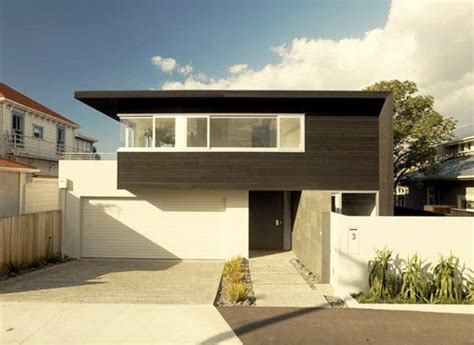 Modern Home Design Nz Modern Home Belinda George Architects Plastolux
