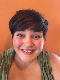 short haircuts big chin 1000 images about plus size short haircuts on pinterest
