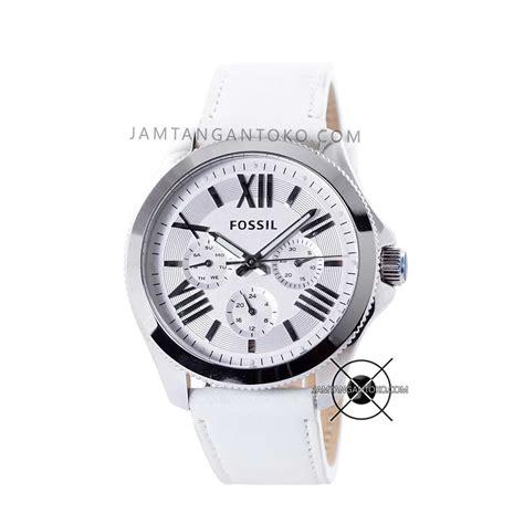 Jam Tangan Wanita Original Fossil Original Am4532 Cecile Multifunction gambar jam tangan fossil cecile am4484 silver kulit putih