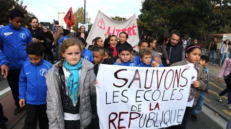 Ecole De Ministres 3 Lettres ecoles empalot littr 233 parents et enseignants veulent