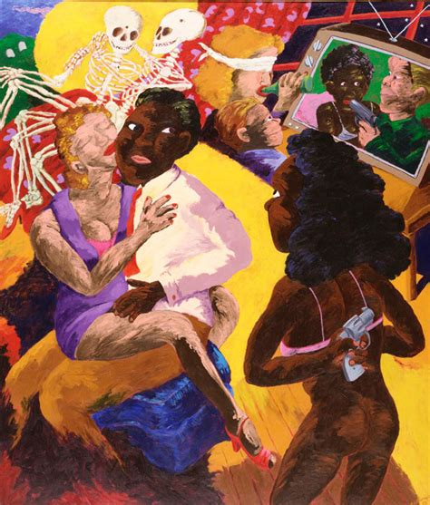 african american art great big canvas new style for 2016 2017 the silo by raphael rubinstein colescott
