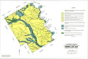 general soil map bosque county sequence 1 the