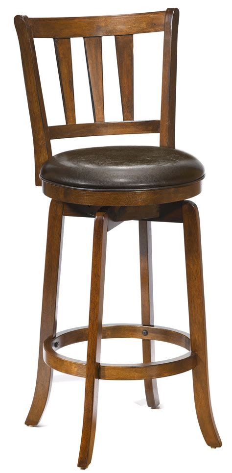 Wood Swivel Bar Stools by Hillsdale Wood Stools 26 Quot Counter Height Presque Isle