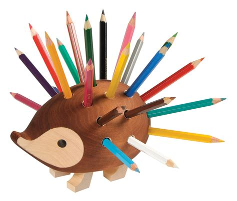 Pencil Holder For Desk by Irresistible Hedgehog Pencil Holders Jackson S Art Blog