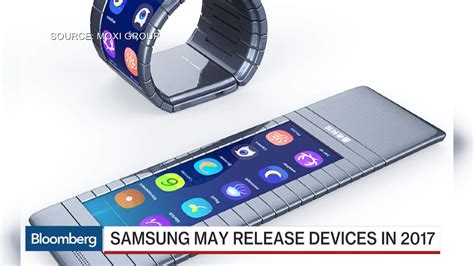 samsung mobile phones models samsung may release phones with bendable screens in 2017