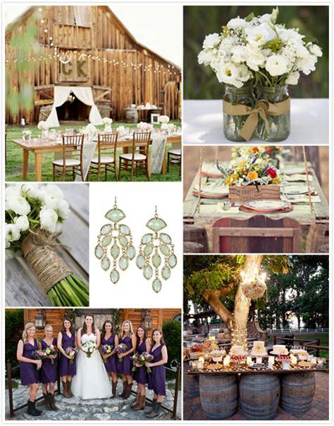 country wedding theme tbdress creative ideas for country wedding themes