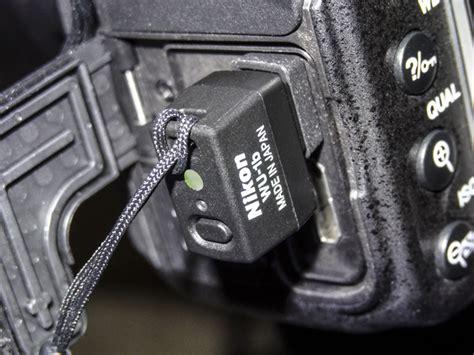 Nikon Wu 1b Wireless Mobile Adapter Smarten Up Your D600