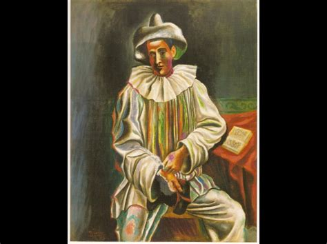 picasso paintings clowns the gallery for gt picasso clown paintings