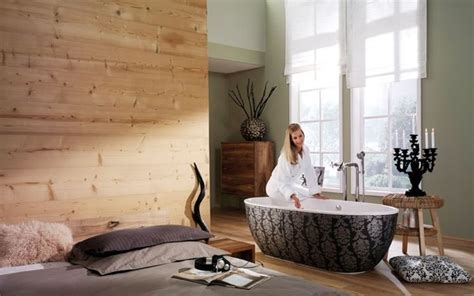 rivestimento in perline di legno perline in legno fai da te legno installare perline in