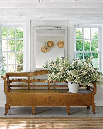 martha stewart entryway bench diy home projects martha stewart