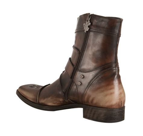 nason boots nason rock lives brown leather braybrook boots