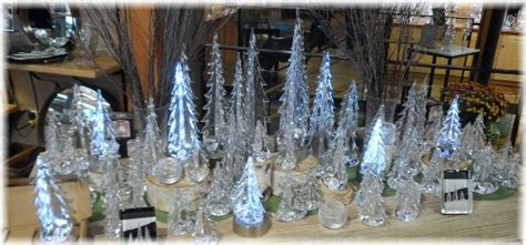 simon pearce glass christmas trees daily archive edition