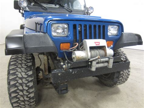 best auto repair manual 1994 jeep wrangler engine control sell used 1994 jeep wrangler se 4 0l i6 manual hard top lifted 4x4 co owned 80 pics in parker