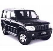 Mahindra Scorpio Car