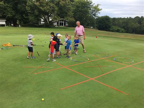 golf swing program junior golf programs in cape cod