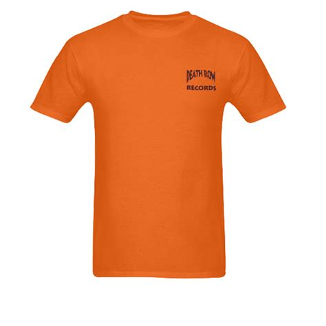 Kaos Row Records Black Y deathrow record t shirt