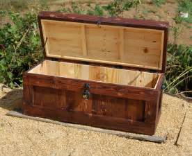 chest with lock chest wooden trunk coffee table