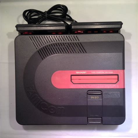 famicom console sharp famicom console black retroplayers