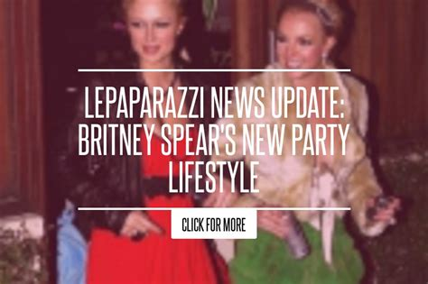 Lepaparazzi News Update What Will Happen With Smiths by Lepaparazzi News Update Spear S New Lifestyle