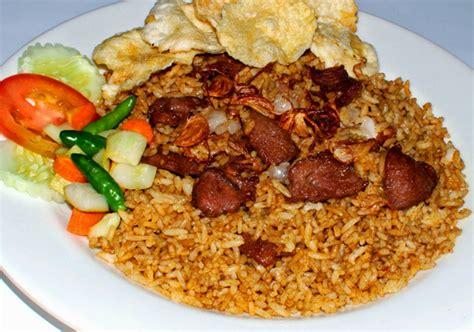 membuat nasi goreng kung enak resep membuat nasi goreng kambing enak gurih spesial