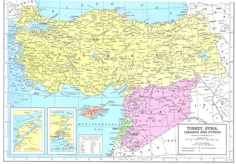 middle east map lebanon syria reassessing the reasons for the failed turkish coup