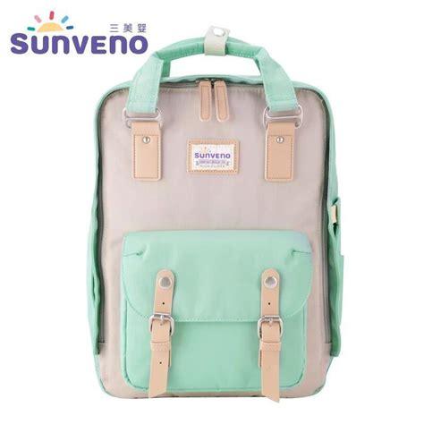 Sunveno Large Capacity Backpack Bag aliexpress buy 2017 sunveno fashion mummy maternity bag backpack brand large